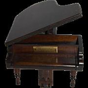Miniature Grand Piano - Music Box