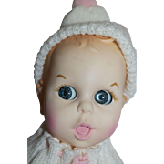 1985 Gerber Baby with Flirty Eyes and Extras