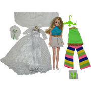 Dawn Doll with Three Outfits