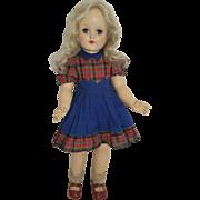 "21"" Ideal P-92 Toni Doll - all original"