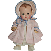 """1950's 11"""" Dy-Dee Baby - Mold 3"""