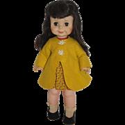 1960's Vinyl Goldberger doll - all original