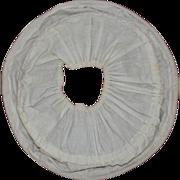 Vintage Cotton Hoop Skirt