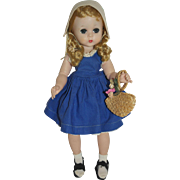 1950's M.A. Lissy doll