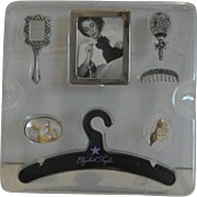 Liz Taylor Dresser Accessories for Fashion Doll