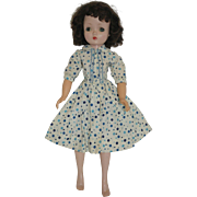 1950's Polka Dot Day Dress for Cissy, Revlon,etc