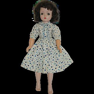 1950's Polka Dot Day Dress for Cissy, Revlon,etc