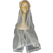 1930-40's Wedding Veil