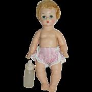 1950's Madame Alexander Little Genius - in Pink Diaper