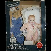 1979 Gerber Baby with Flirty Eyes in orig Box