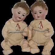 """14"""" Morimura Twins"""