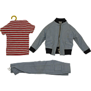 1962 Mattel Ken Yachtsman outfit