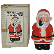 1960's Japanese Santa Bank - MIB