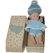 K&H Jointed Bisque Baby in original Box