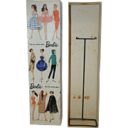 1960's Mattel Barbie Box and Stand