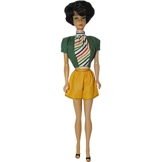 1960's Mattel Bubble Cut Barbie