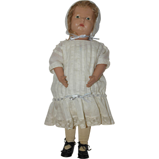 1919 Walkable Schoenhut Doll