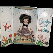 1950's Virga Doll - MIB