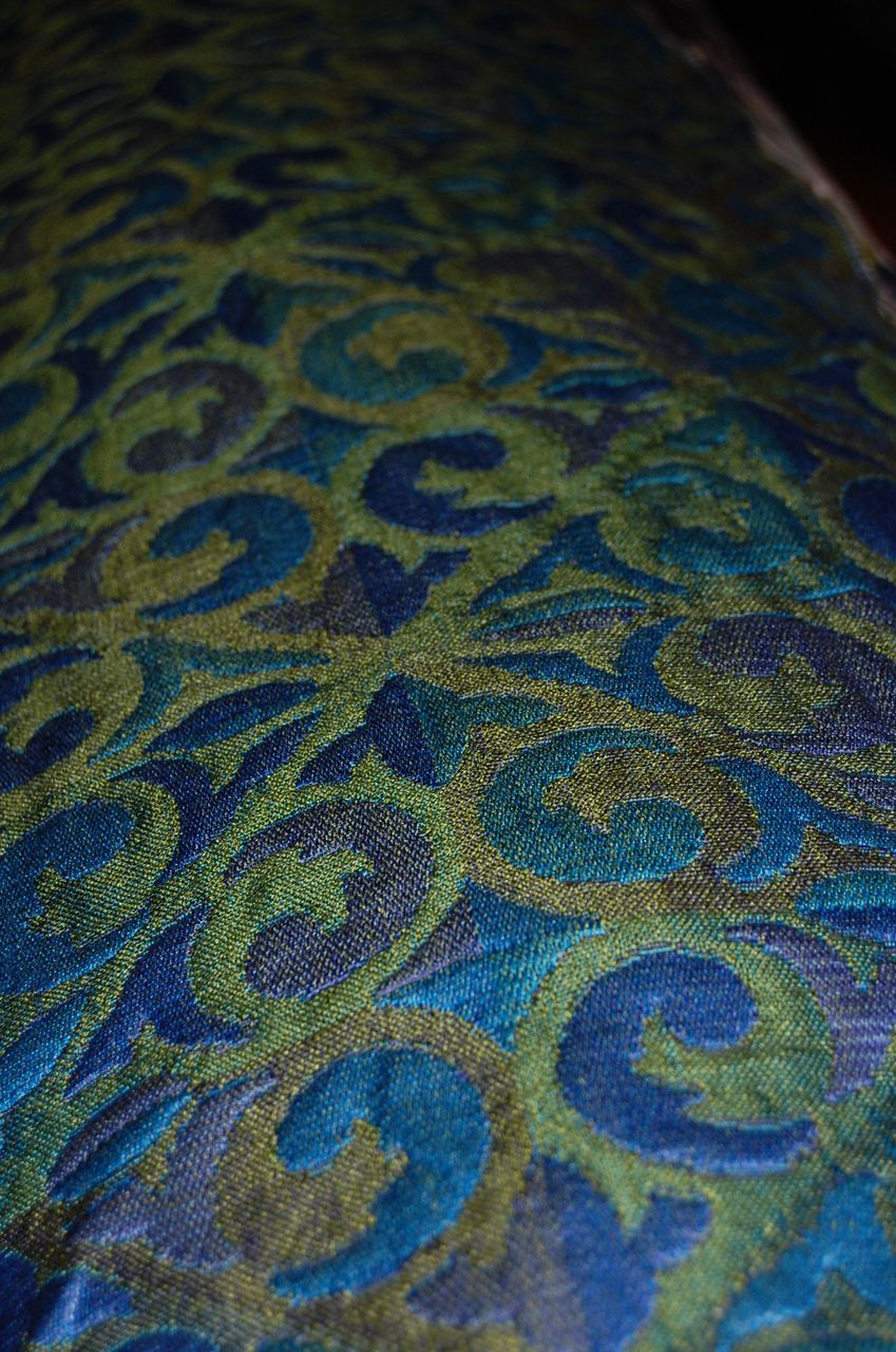 Mid Century Modern Upholstery Fabric Sold On Ruby Lane