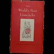 The World's Best Limerick's Richard Floethe Illustrator 1951