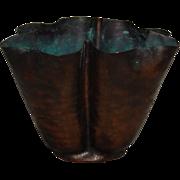 Craftsman Studios Copper Vase or Planter