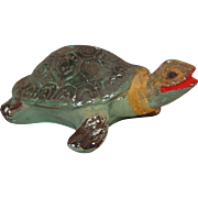 Circus Carnival Chalkware Prize Happy Turtle