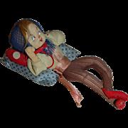 Herman Pecker Telephone Teen Stocking Doll