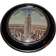 Souvenir Empire State Building New York Compact