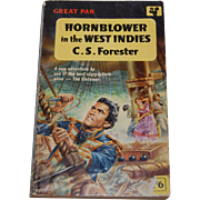 Horatio Hornblower in the West Indies CS Forester paperback 1960