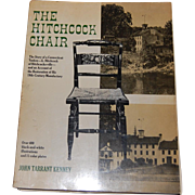 The Hitchock Chair Kenney Story of L Hitchcock Furniture Factory antique reference guide