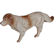 Early Composition Miniature Toy Dog