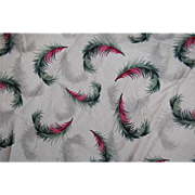 Repro Feather Bark Cloth-like Fabric