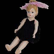 "1950's Margaret Madame Alexander 18"" Doll"