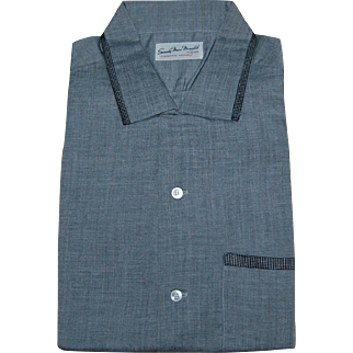 Men's Vintage Sandy Mac Donald Long Sleeve Shirt