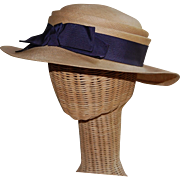 Finely Woven Knox Voyageur Women's Summer Hat