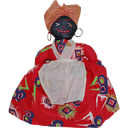 Topsy Turvy Doll Souvenir of New Orleans