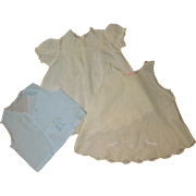 Sweet Baby Doll Dress with Underdress and shirt