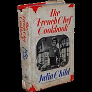 The French Chef Cookbook Julia Child 1968