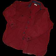 Vintage LL Bean Northwoods Men's Wool Shirt Jacket XXL