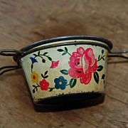 Decorative Painted Kitchen Strainer