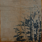 Vintage Kamikochi Imperial Hotel Towel
