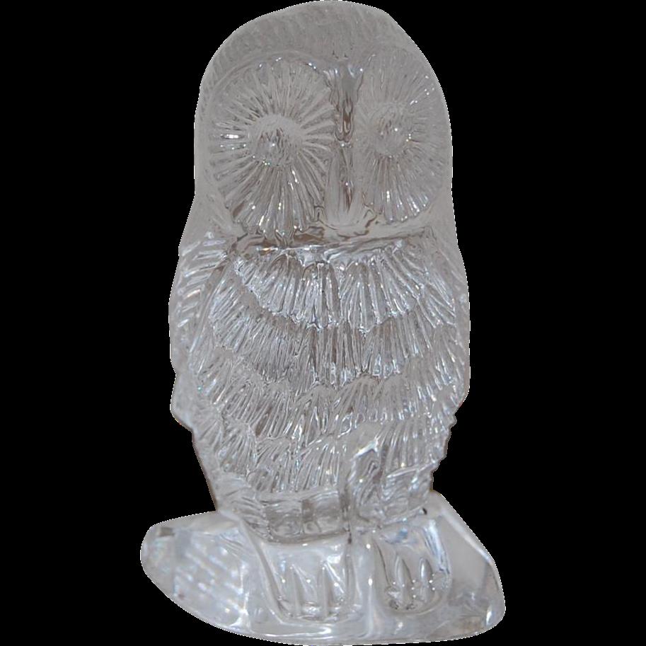Waterford Crystal Owl - Fuzzbeed HD Gallery