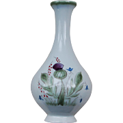 Buchan of Scotland Stoneware Thistle vase
