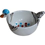 Modern Italian Small Duck Bowl