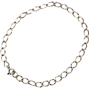Sterling Silver Bracelet for Charms