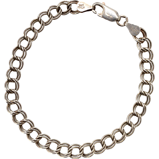 Sterling Silver Bracelet for Charms