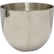 Stieff Pewter Jefferson Cup - No Monogram