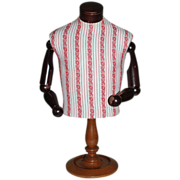 Sylvestri Articulated Wood Countertop Mannequin
