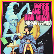 1984 Dorrie and the Blue Witch Softcover Book