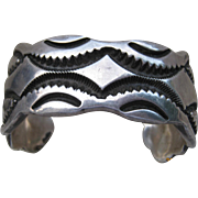 Darin Bill Cuff-172 grams of Silver!!!  FREE SHIPPING!